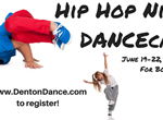 FB Cover Hip Hop Ninja DANCEcamp
