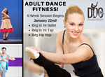 FB Event Cvr Adult Dance Fitness Classes Starts Jan 22 2019
