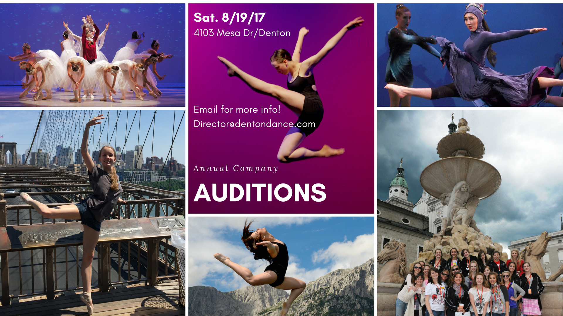 FB Event Cover Auditions 2017