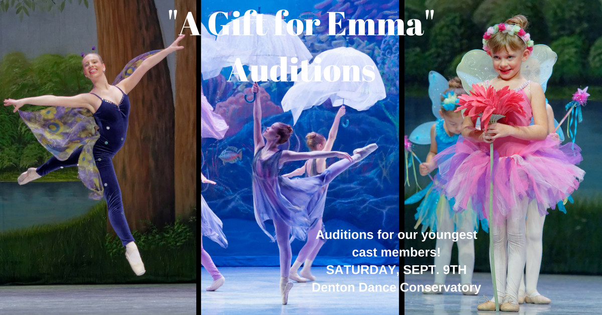 FB Ad Event Cvr Littles Auditions